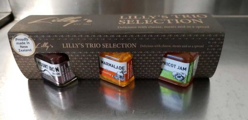 Lilly's Trio Selection