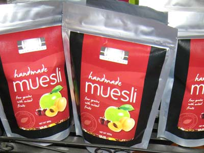 Muesli Products