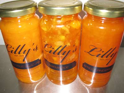 Lillys Jam Products
